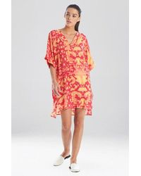 N Natori Oasis Challis Sleepshirt - Pink