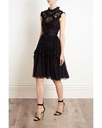 Needle & Thread - Daisy Shimmer Dress - Lyst