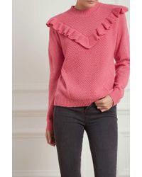 Needle & Thread - Bobble Knit - Lyst