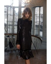Needle & Thread - Gloss Sequin Dress - Lyst