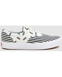 27bfc010607 Lyst - Vans Era 59 Suiting Sneaker in Pink for Men