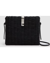 Rachel Comey - Rona Bag In Washed Black - Lyst