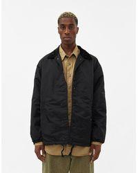 Engineered Garments Men's Ground Nylon Jacket - Black