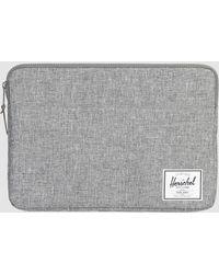 "Herschel Supply Co. - Anchor 15"" Macbook Sleeve - Lyst"