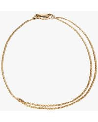 Winden Jewelry - Claire Bracelet In Gold - Lyst
