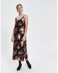 Just Female Aliya Strap Dress - Multicolour
