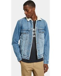Insight - Nickleson Western Jacket In Bl - Lyst