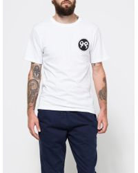 Soulland - Ribbon T-shirt In White - Lyst