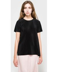 Need Supply Co. - Quint Tee In Black - Lyst