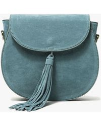 Need Supply Co. - Theo Bag In Blue - Lyst