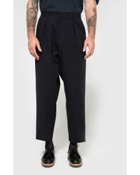 Need Supply Co. - Pleat Back Trouser - Lyst