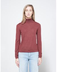 Need Supply Co. - Sussanah Turtleneck In Russet - Lyst