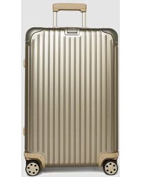 Rimowa - 67l Topas Multiwheel® E-tag Suitcase - Lyst
