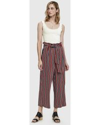 Just Female - Fanny Trousers - Lyst