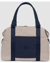 Herschel Supply Co. Strand Woven Duffle Bag - Blue