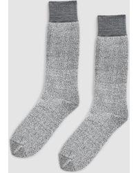 Anonymous Ism - 3 Layer Crew Sock - Lyst