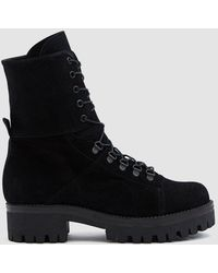 INTENTIONALLY ______ - Incline Suede Boot - Lyst