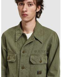 Neighborhood - Long Sleeve Mil-utility Shirt - Lyst