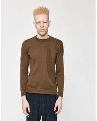 Stephan Schneider - Allegory Cotton Sweater - Lyst