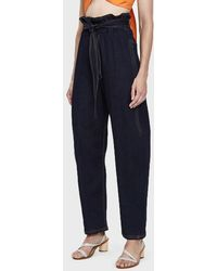 House Of Sunny - Paper Bag Trousers - Lyst