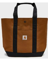 f06aabed06f Men's Carhartt WIP Holdalls Online Sale - Lyst