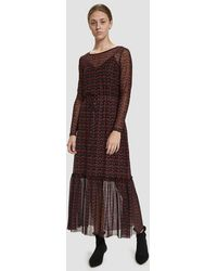 Just Female - Alley Maxi Dress - Lyst