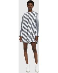 Toit Volant - Thalassa Long Sleeve Dress - Lyst