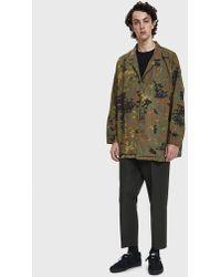 Orslow - German Camouflage Pyjama Shirt - Lyst
