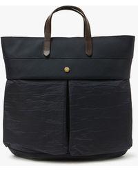 Mismo - M/s Helmet Bag In Moonlight Blue & Navy - Lyst