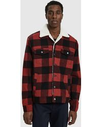 Insight - Lumber City Flannel Jacket - Lyst