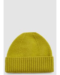 Margaret Howell Mhl Chunky Wool Beanie - Multicolor