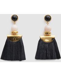 Lizzie Fortunato - Hula Ii Drop Earrings - Lyst