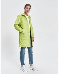 Stussy - Lyra Long Coaches Jacket - Lyst