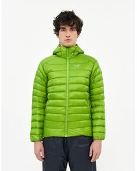 Arc'teryx Men's Cerium Lt Hoodie Down Jacket - Green