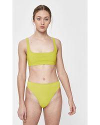 b69c2ebaae Rochelle Sara - Sofia High-waisted Swim Bottom - Lyst