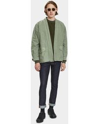 Visvim - Sanjuro Benny Kimono Jacket - Lyst