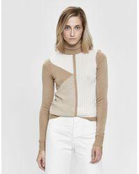 INEXCLSV - Bella Turtleneck Sweater - Lyst