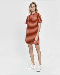 Stussy Murray Striped T-shirt Dress