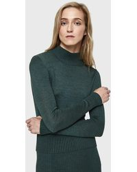 Hesperios - Astrid Jumper In Light Forest Green - Lyst