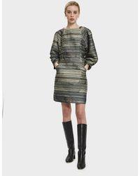 Rodebjer - Baccia Metallic Weave Dress - Lyst