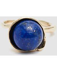 Faris Bronze Chapeau Ring