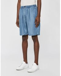 Saturdays NYC - Keigo Denim Short - Lyst