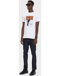 Norse Projects - S/s Niels Amundsen Tee - Lyst