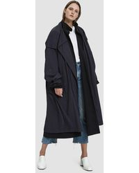 Nehera - Cucma Layered Trench Coat - Lyst