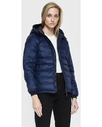 Canada Goose - Camp Hoody In Admiral Blue - Lyst