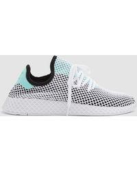 best sneakers 95b70 af9c1 adidas - Deerupt Runner Shoe - Lyst
