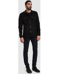 Obey - Shipment Woven Shirt In Black - Lyst