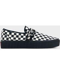 Vans Style 47 Creeper Sneaker - Black