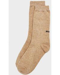 Stussy Everyday Sock - Natural