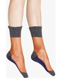 Marni - Sock In Dust Apricot - Lyst